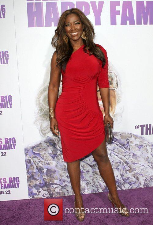 Kenya Moore Los Angeles Premiere of 'Tyler Perry's...