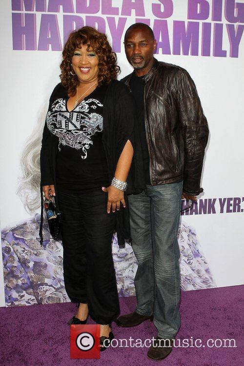 Kim Whitley and Guest Los Angeles Premiere of...