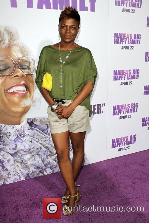 Maxilaine Los Angeles Premiere of 'Tyler Perry's Madea's...