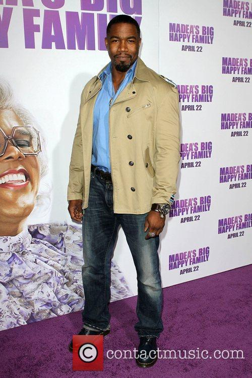 Michael Jai White Los Angeles Premiere of 'Tyler...