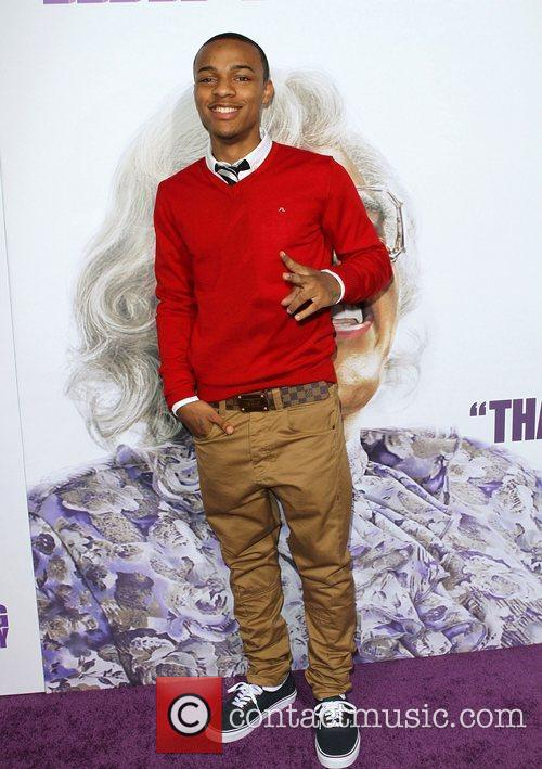 Shad Bow Wow Moss Los Angeles Premiere of...