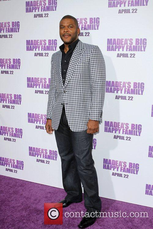 Tyler Perry Los Angeles Premiere of 'Tyler Perry's...