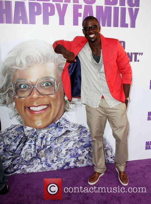 Lance Gross Los Angeles Premiere of 'Tyler Perry's...
