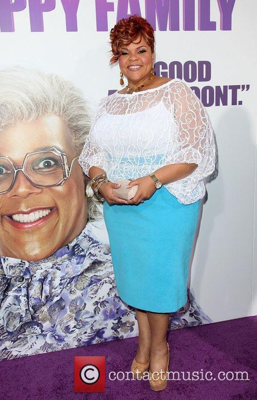 Tamela Mann Los Angeles Premiere of 'Tyler Perry's...