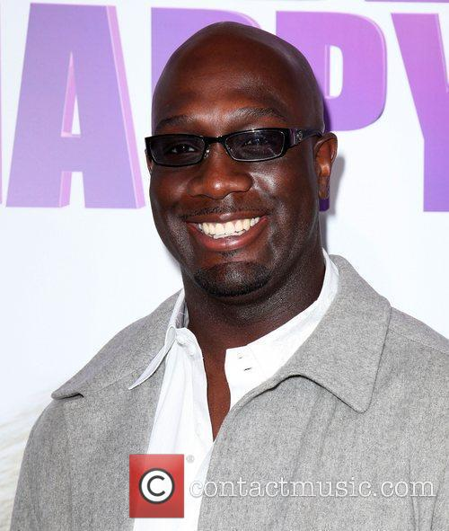 Richard T. Jones Los Angeles Premiere of 'Tyler...