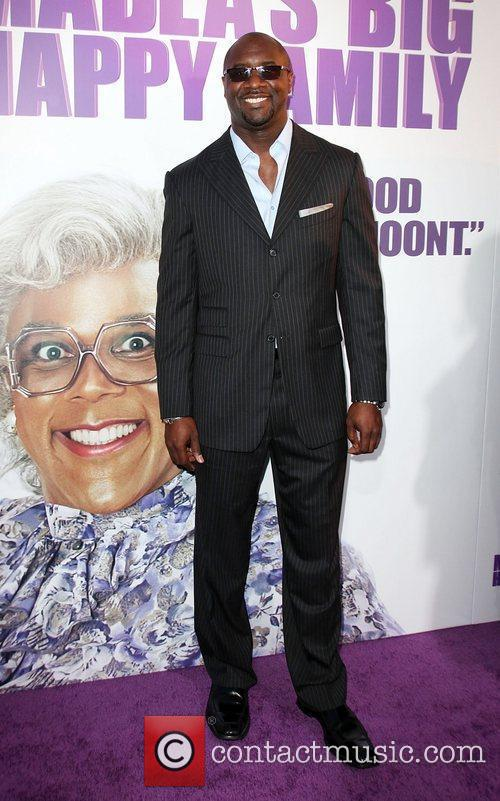 Roger Bobb  Los Angeles Premiere of 'Tyler...