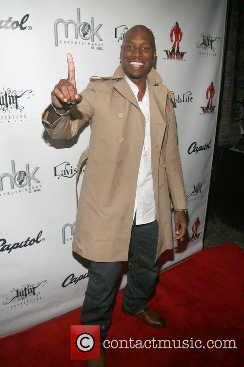 Tyrese Gibson  Tyrese Gibson's 'Open Invitation' album...