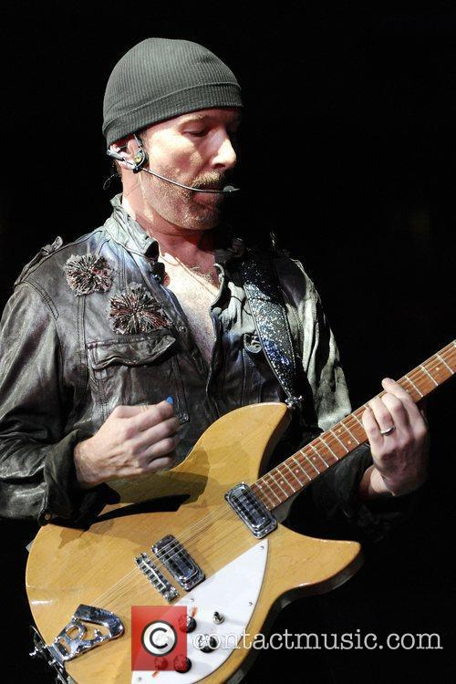 David Evans and The Edge