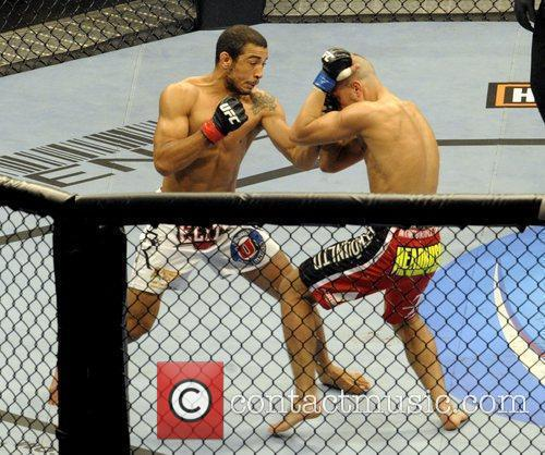 UFC 129 - Featherweight Title Bout held at...