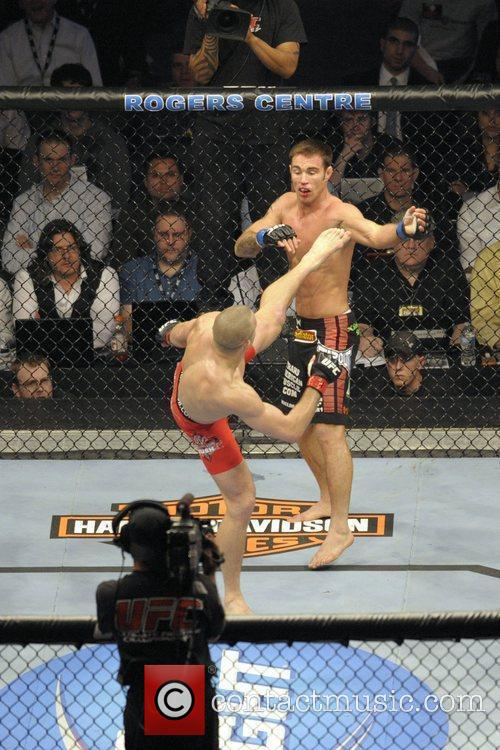 UFC 129 - Welterweight Title Bout held at...
