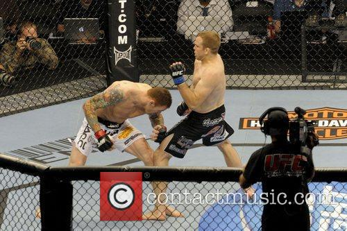 UFC 129 - Middleweight Bout held at Rogers...