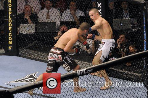UFC 129 - Welterweight Bout held at Rogers...
