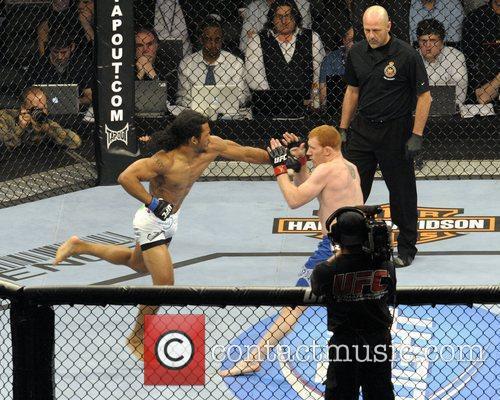 Ben Henderson vs Mark Bocek  UFC 129...