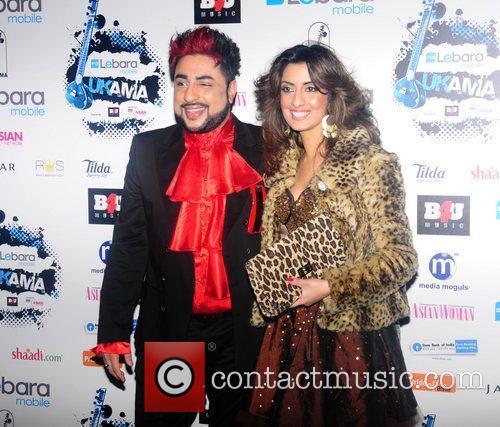 UK Asian Music Awards 2011 - Arrivals