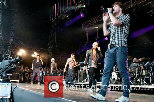 The Wanted The Ultrasound Music Festival - Day...