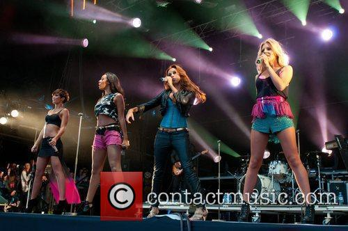 The Saturdays The Ultrasound Music Festival - Day...