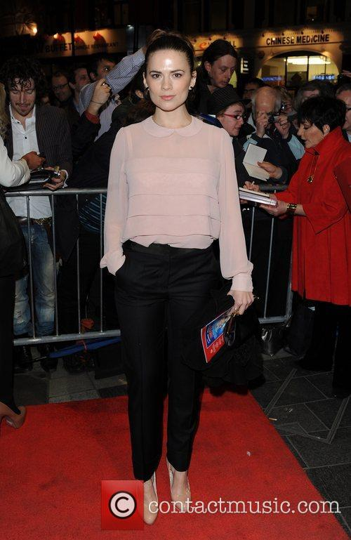Hayley Atwell The Umbrellas of Cherbourg - Press...
