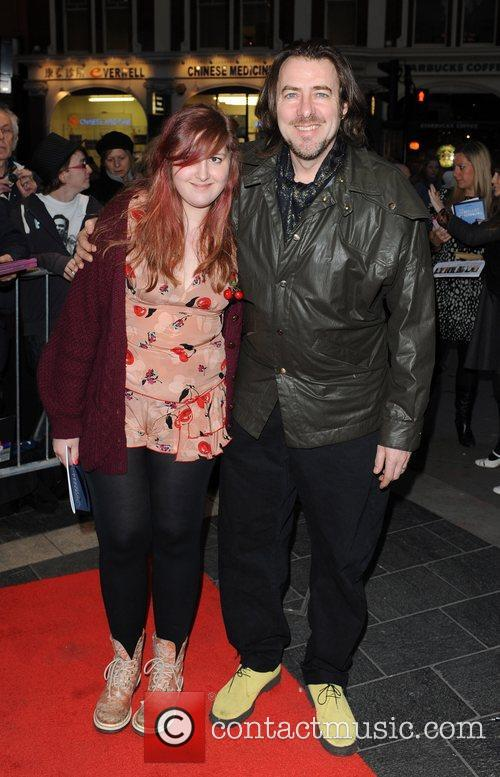 Jonathan Ross and daughter The Umbrellas of Cherbourg...