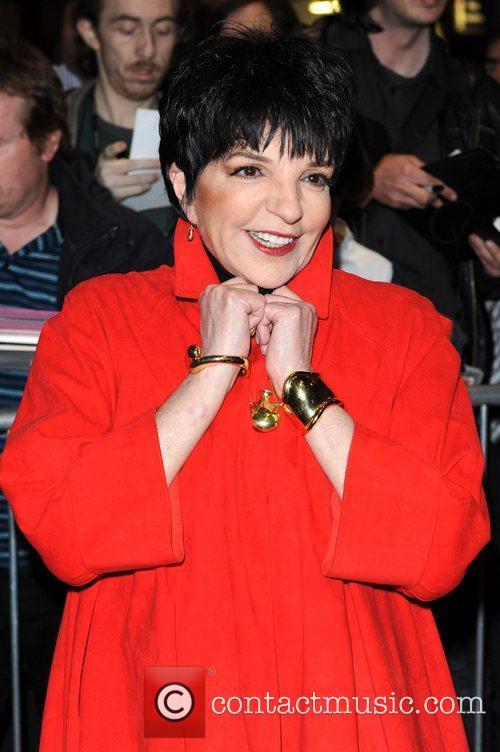 Liza Minnelli The Umbrellas of Cherbourg - Press...