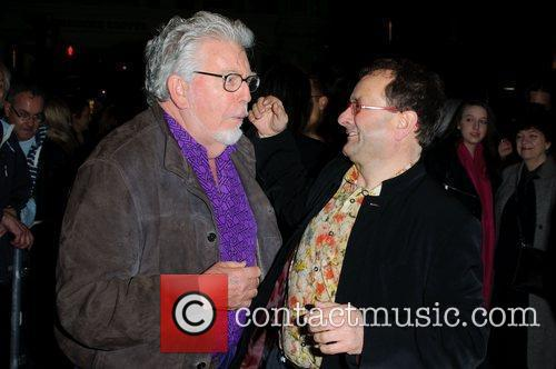 Rolf Harris and Timmy Mallet The Umbrellas of...