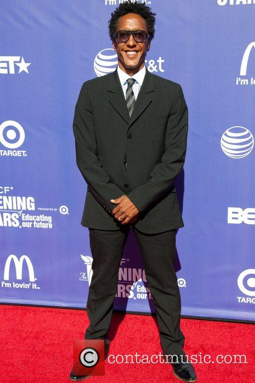 Andre Royo  UNCF an evening of stars...