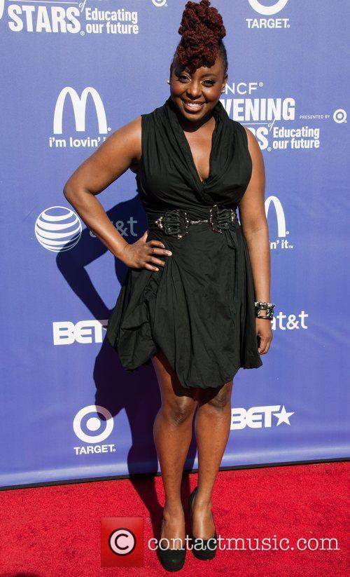 The Singer Ledisi  UNCF an evening of...