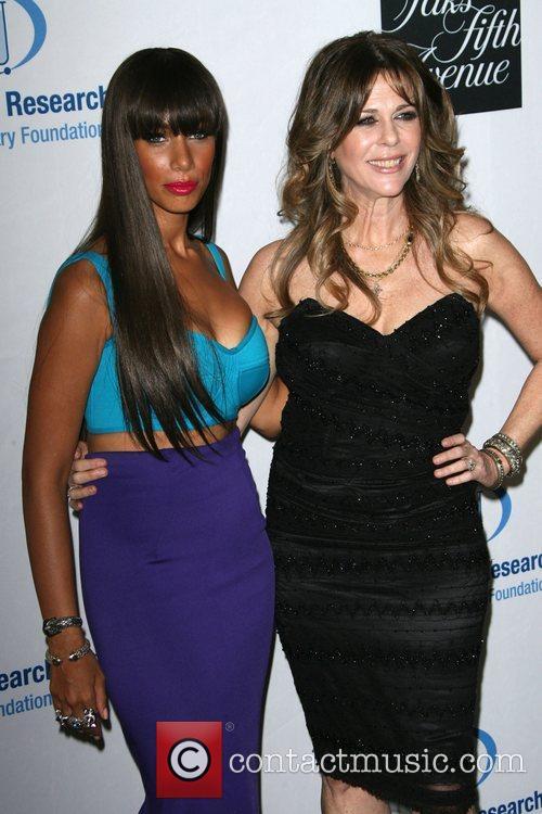 Leona Lewis and Rita Wilson 2
