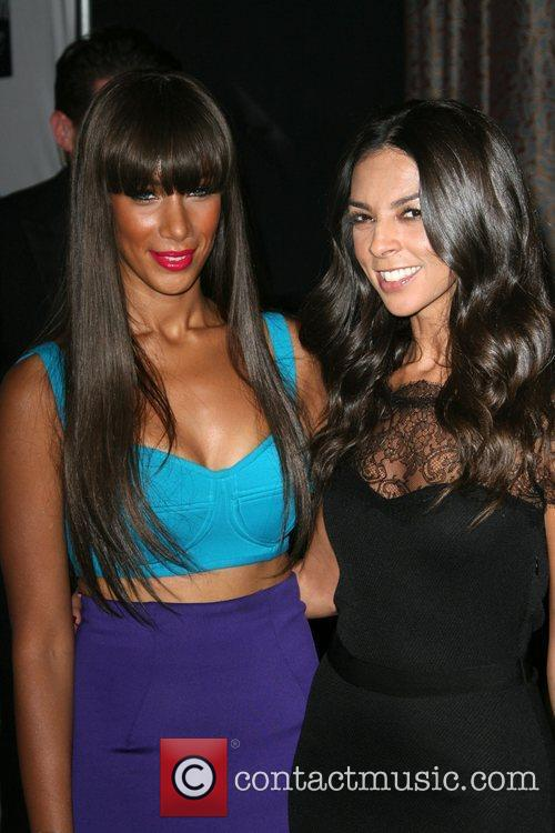 Leona Lewis and Terri Seymour 4