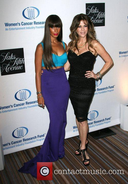 Leona Lewis and Rita Wilson 5