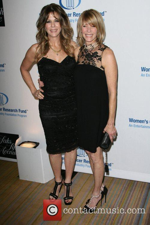 Rita Wilson and Kate Capshaw 2