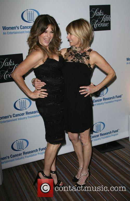 Rita Wilson and Kate Capshaw 7