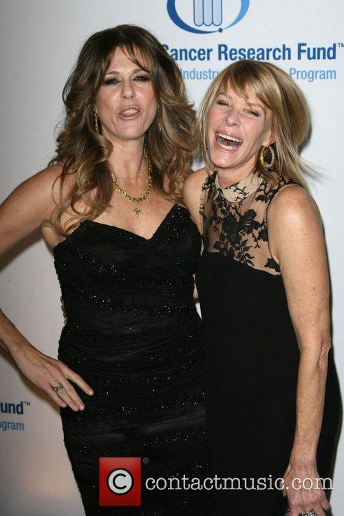 Rita Wilson and Kate Capshaw 9