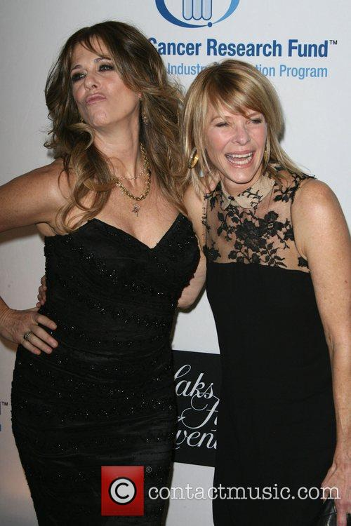 Rita Wilson and Kate Capshaw 4
