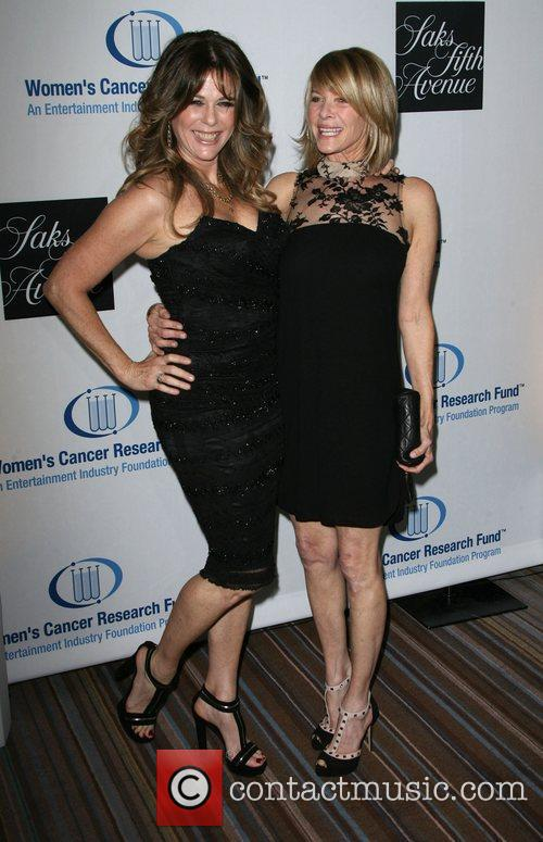 Rita Wilson and Kate Capshaw 6