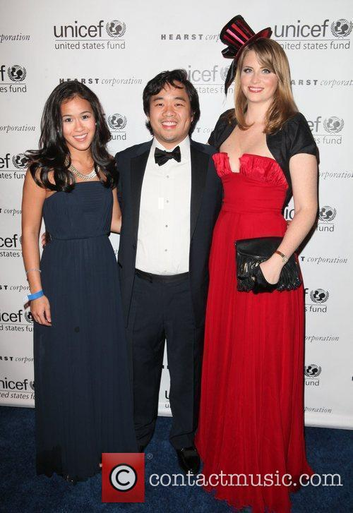 Andrew Chin and Emily Griset 2nd Annual UNICEF...