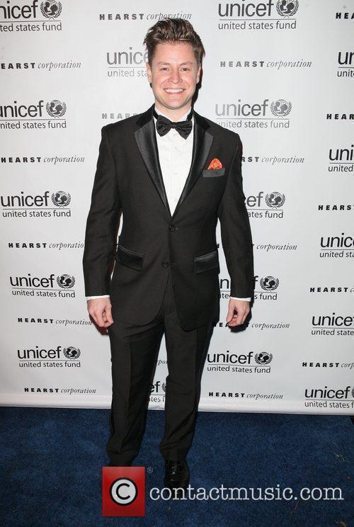 Kipton Cronkite 2nd Annual UNICEF Masquerade Ball New...