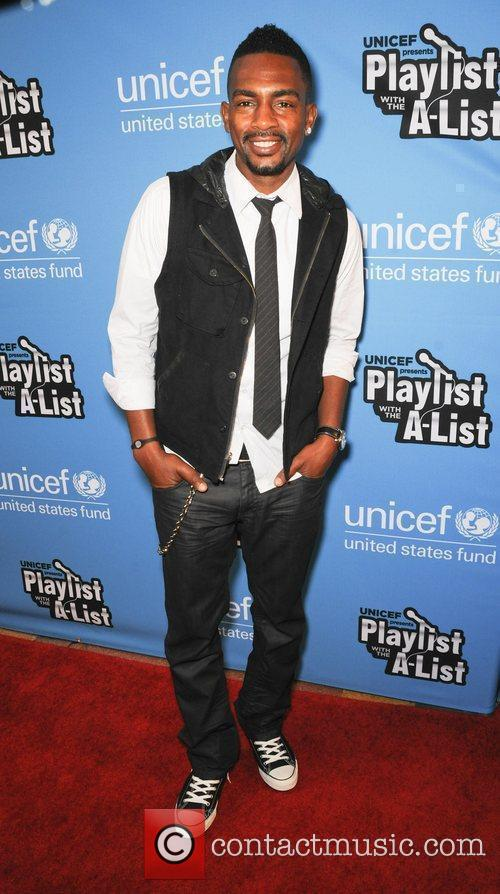 UNICEF Playlist with the A-List held at The...