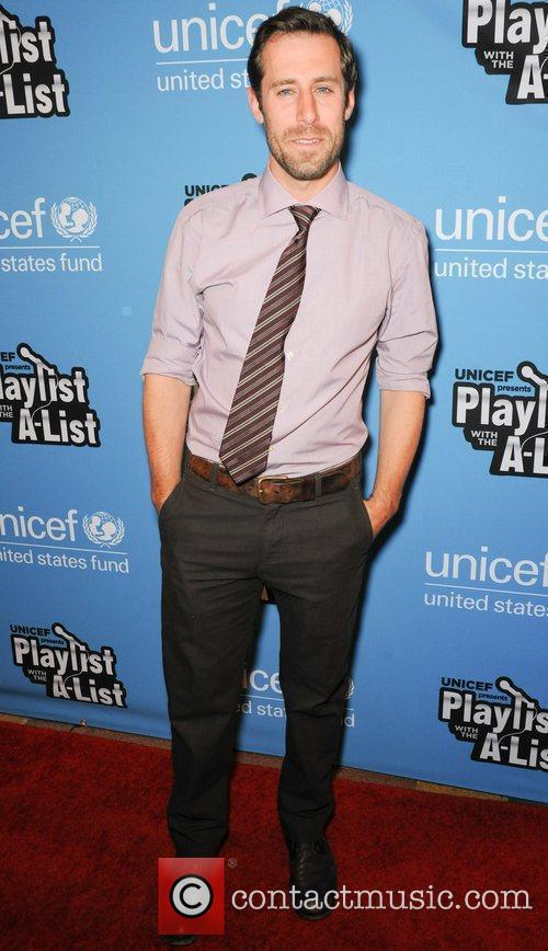 Josh Cooke  UNICEF Playlist with the A-List...