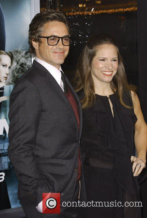 susan downey pregnant. Robert Downey Jr and Diane
