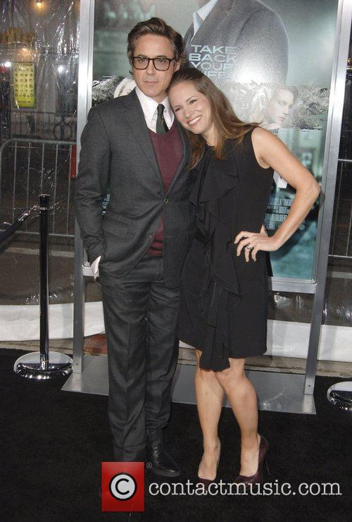Robert Downey Jr and Diane Kruger 1