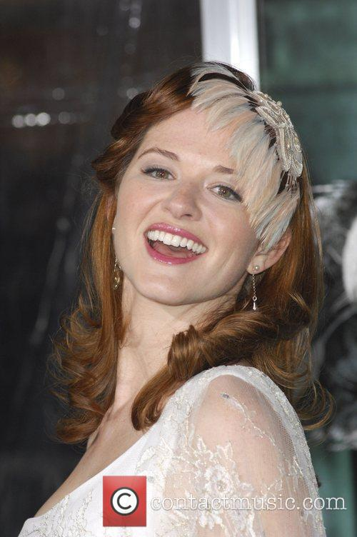 red hair quotes. Sarah Drew Hair style.