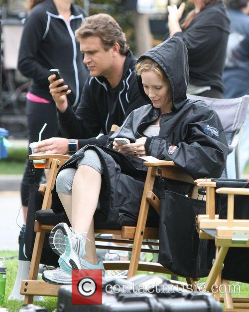 Jason Segel and Leslie Mann 3