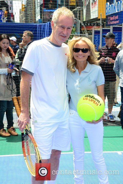 John Mcenroe and Kristin Chenoweth 4