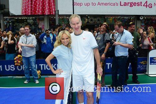 Kristin Chenoweth and John Mcenroe 10