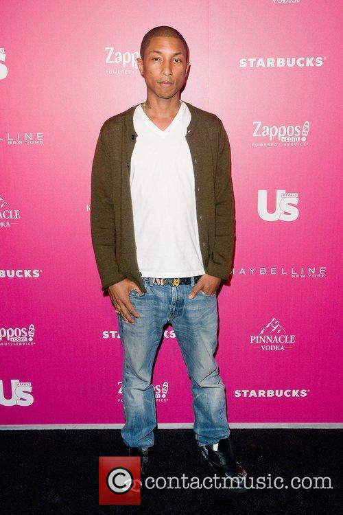Pharrell Williams  Us Weekly's 25 Most Stylish...