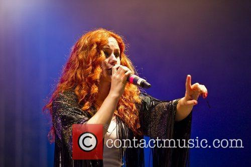 Katy B V Festival at Hylands Park -...