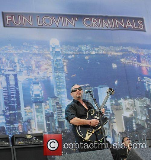 Fun Lovin' Criminals  V Festival at Weston...