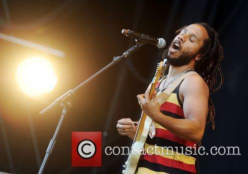 Ziggy Marley V Festival at Weston Park -...