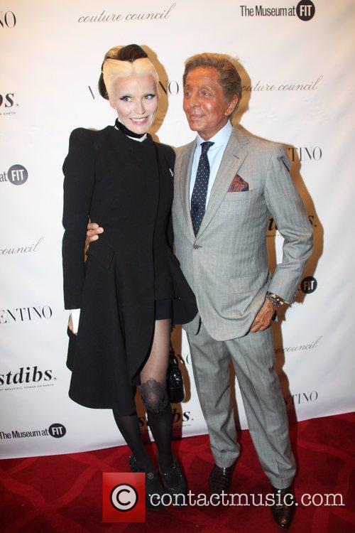 Daphne Guinness and Valentino 8