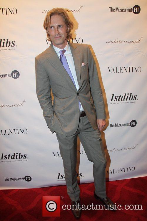 Valentino Garavani is honored with the 2011 Couture...